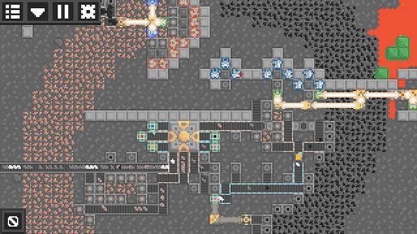 像素工厂游戏截图