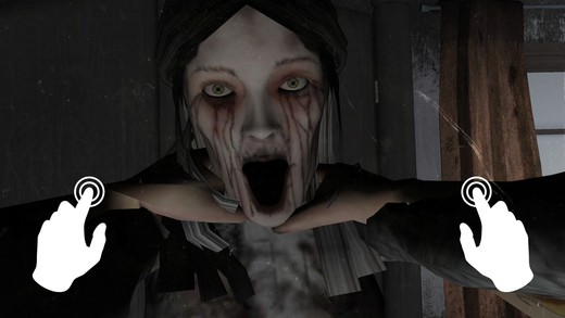 恐怖游戏截图