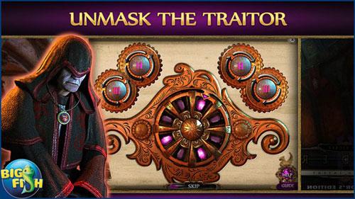 秘密组织2:面具下的阴谋游戏截图