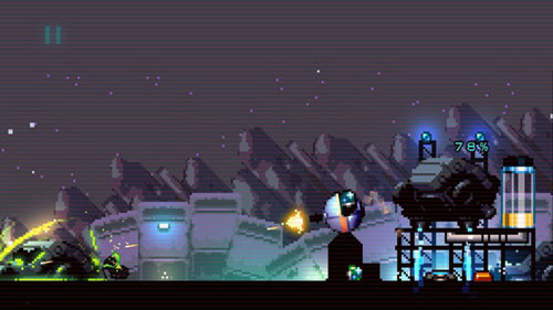 太空远征队:经典冒险游戏截图