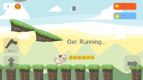 滚石猫游戏截图