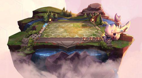 云顶之弈游戏截图